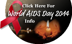Click Here For World AIDS Day 2014 Info